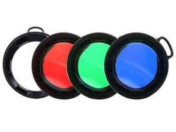 Olight 63mm or 2.5 Inch Red filter only FSR51-R