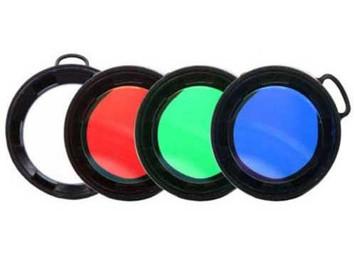 Olight 63mm or 2.5 Inch Blue filter only FSR51-B