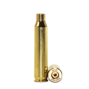 Jagemann .223 Rem. Unprimed Brass Cases 100 Pack