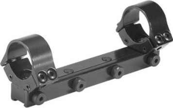 "BSA 1"" Medium NON Adjustible 11mm & 3/8"" Dovetail Scope Mount"