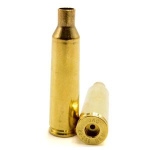 Jagemann .22-250 Rem. Unprimed Brass Cases 50 Pack
