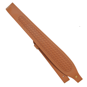 "Butler Creek Cobra 1"" Leather Sling only Padded Brown"