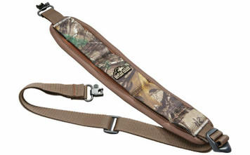 Butler Creek Comfort Stretch Sling with Sewn in Swivel Realtree Xtra