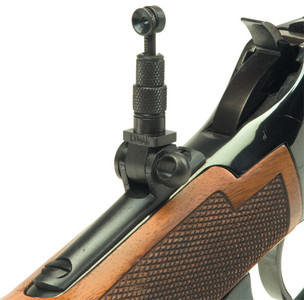 Lyman Sight No. 2 Tang Sight for Henry Level Action Rifle