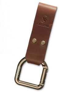 Casstrom No.3 Dangler with Cognac Belt Loop