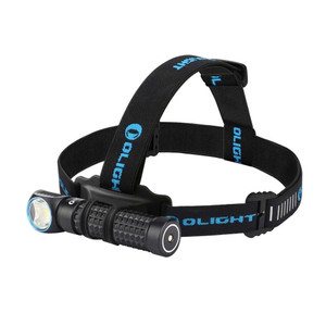 Olight Perun 2000 lumen rechargeable LED right angle torch Perun