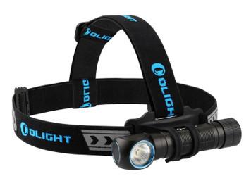 Olight H2R-CW Nova 2300 lumen Cool White LED headlamp + Extra Battery