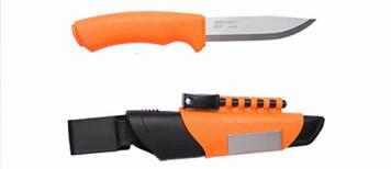 Morakniv Mora Knife Bushcraft Survival Hi-Vis Orane 12051