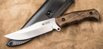 Kizlyar Supreme Knife Caspian Bowie Hunter