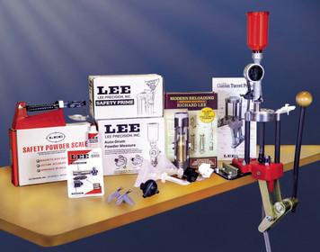 Lee Classic Turret Reloading Press Kit