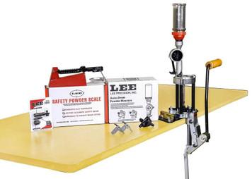 Lee New 4 Hole Turret Press Kit