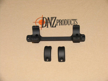 "DNZ Scope Mount Remington 700 SA 1"" Medium RH only Black  20700"