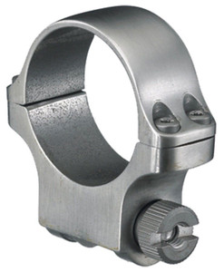 "Ruger Scope Ring 1"" High Stainless 5K"