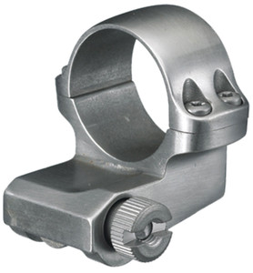 "Ruger Scope Ring 1"" Medium Offset Stainless 4KO"