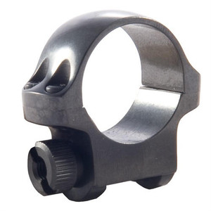 "Ruger Scope Ring 1"" Low Target Gray 3KTG"