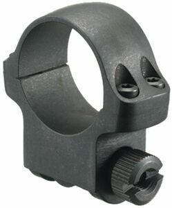"Ruger Scope Ring 1"" High Alloy Hawkeys Matte 5BHM"