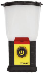 Coast 125 Lumen Emergency Area Light LED Lantern