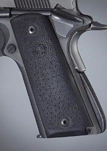 Hogue Grips Colt Government 1911 Full Size Auto Rubber Grip Panel