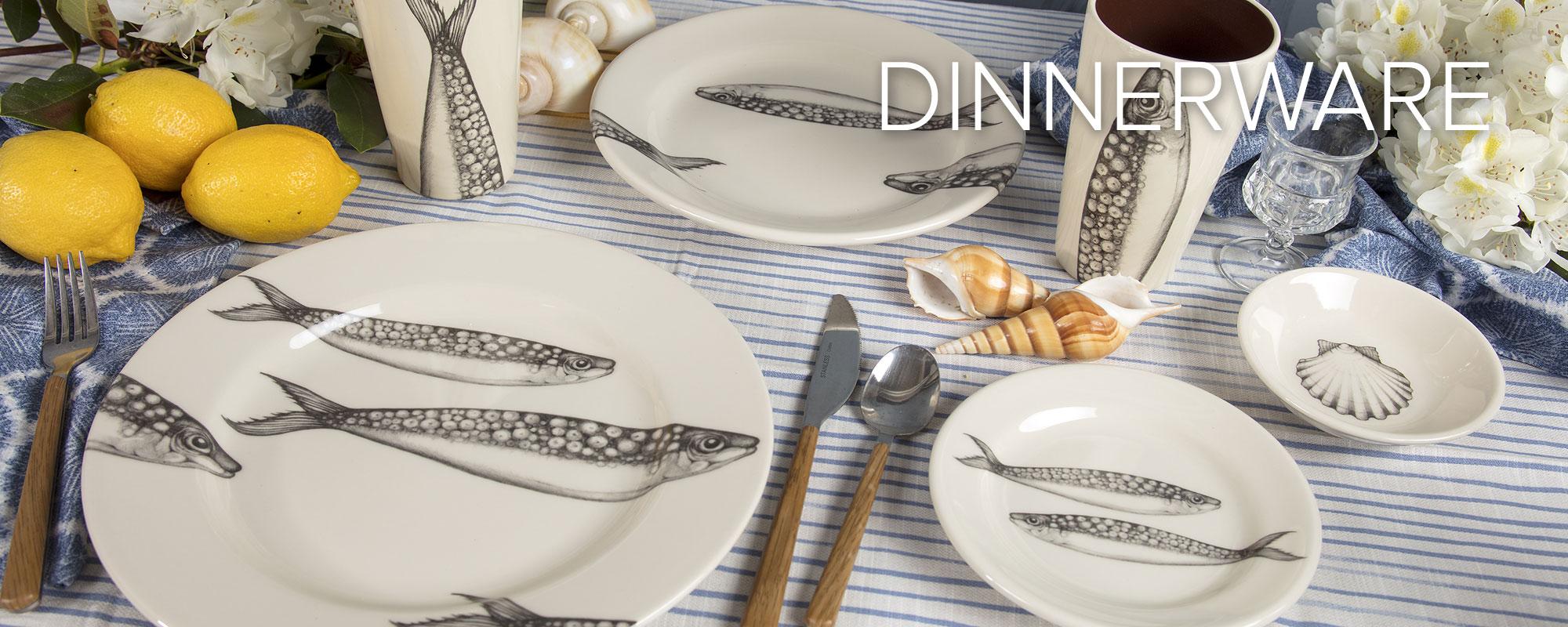 Dinnerware- Laura Zindel