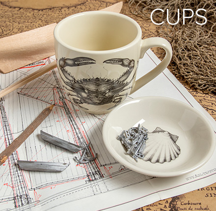 Cups and Mugs - Laura Zindel Designs