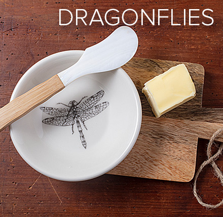 Dragonflies Collection - Laura Zindel Designs