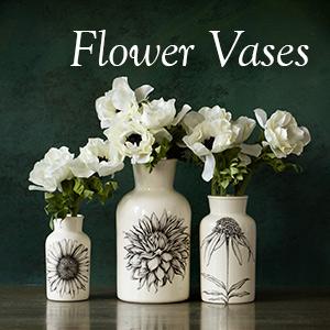 Flower Vases - Laura Zindel Designs