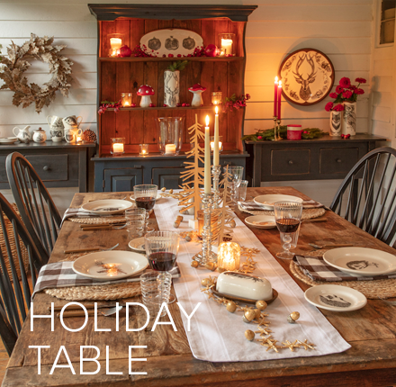 Holiday Table - Laura Zindel Designs