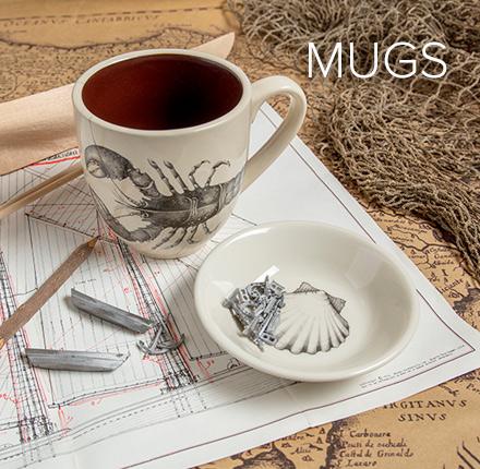 Ceramic Mugs - Laura Zindel Designs