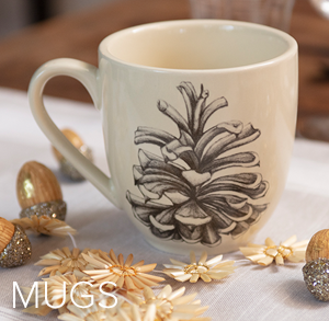 Ceramic Mugs - Laura Zindel Designs
