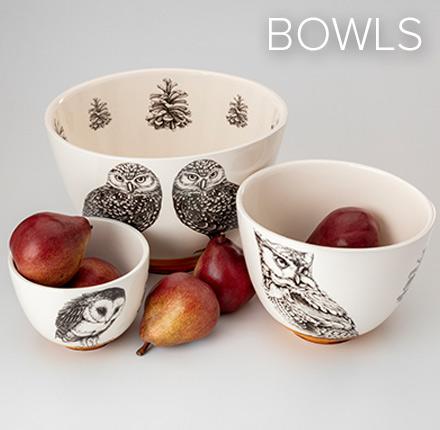 Bowls - Laura Zindel Designs