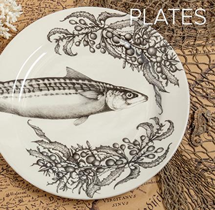 Dinner plates - Laura Zindel Designs