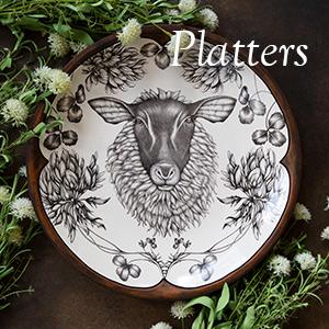 Platters - Laura Zindel Designs