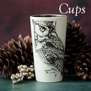 Cups - Laura Zindel Designs