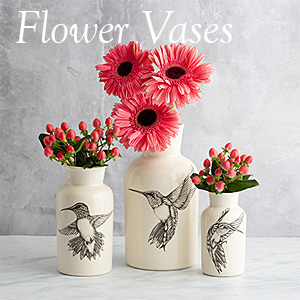 Flower Vases - Laura Zindel