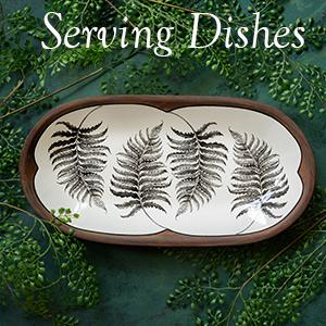 Serving Dishes - Laura Zindel