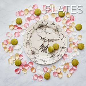 Plates - Laura Zindel