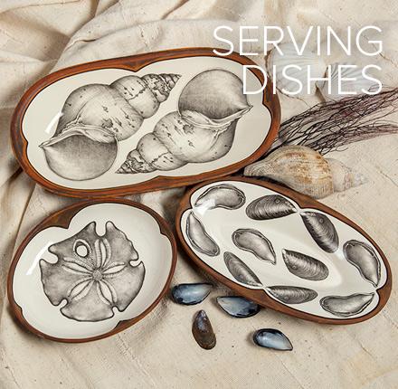 Serving Dishes - Laura Zindel Designs
