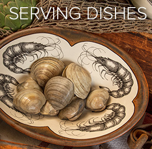 Serving Dishes - Laura Zindel Designs