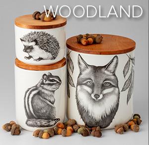 Woodland Ceramic Designs  - Laura Zindel Designs