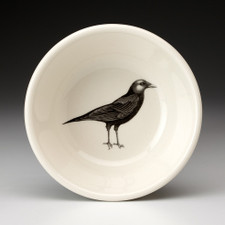 Cereal Bowl: Crow