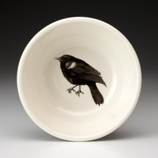 Cereal Bowl: Red-Winged Blackbird