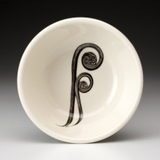 Cereal Bowl: Fiddlehead Fern