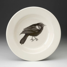 Soup Bowl: Red-Winged Blackbird