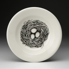 Soup Bowl: Black Bird Nest