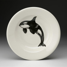 Soup Bowl: Jumping Orca