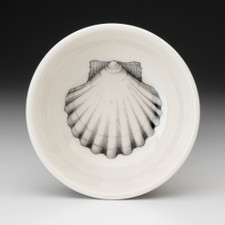 Cereal Bowl: Scallop Shell