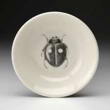 Sauce Bowl: White Spotted Beetle