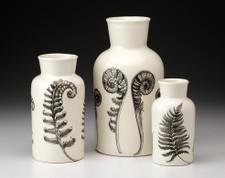 Set of 3 Jars: Ferns