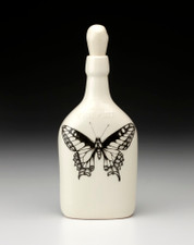 Bottle: Swallowtail Butterfly