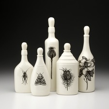 Set of 5 Bottles: Botanical